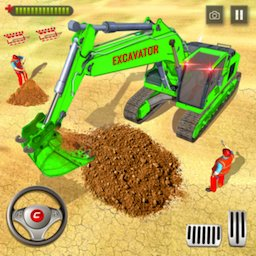 Image of Heavy Excavator Simulator