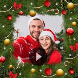 Image of Merry Christmas Video Maker 🎄