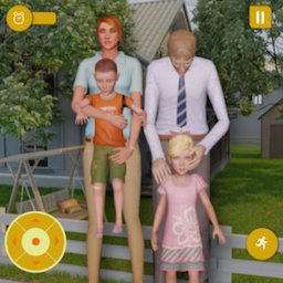 Image of Virtual Dad Game