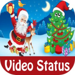 Image of Merry Christmas Video Status 2021