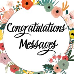 Image of Congratulations Messages, Wishes & Quote Images