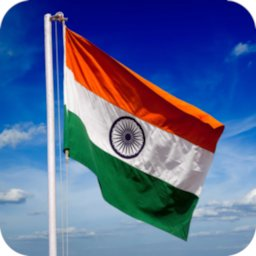 Indian Flag Wallpaper Best 4K icon