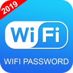 Wifi Password key Show icon