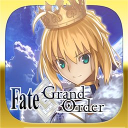 Image of Fate Grand Order Chinese