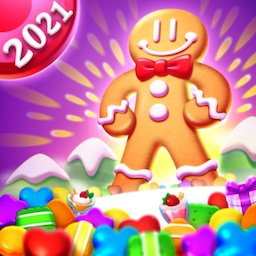 Cookie World -- Clash of Cookie & Colorful Puzzle icon