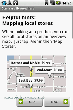 CompareEverywhere helps you shop smarter using your phone