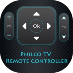 Image of Philco TV Remote Controller