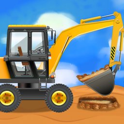 Image of Construction Vehicles & Trucks