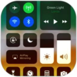 Image of Control Center iOS 13