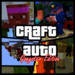 Image of Craft Auto Crime for Minecraft PE