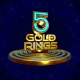 Image of 5 Gold Rings