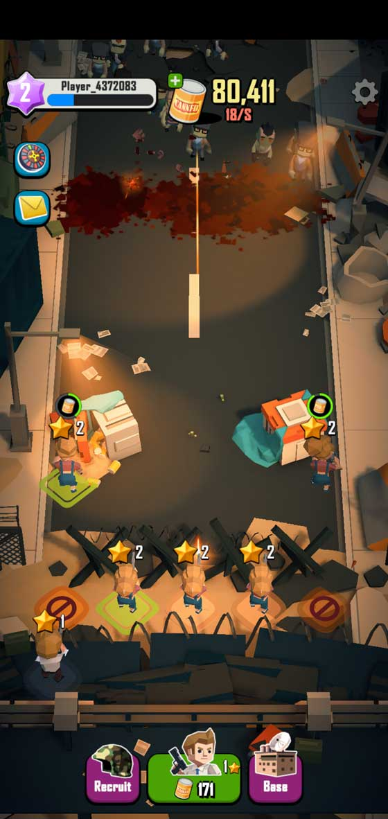 Dead Spreading Idle screenshot 6