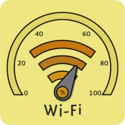 Image of WiFi signal strength meter