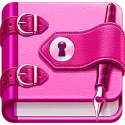 Image of Diary notes - with lock