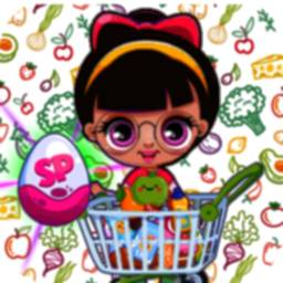 Image of Dolls Cute Supermarket Games