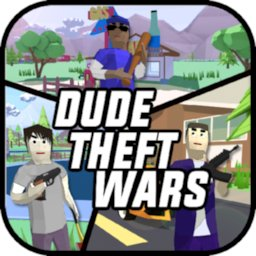 Image of Dude Theft Wars