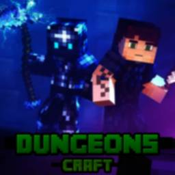 Image of Dungeons Craft Mod for Minecraft PE