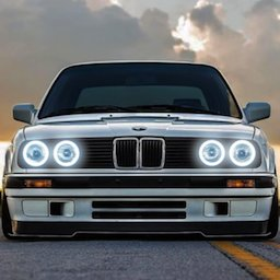Image of E30 Drift and Modified Simulator
