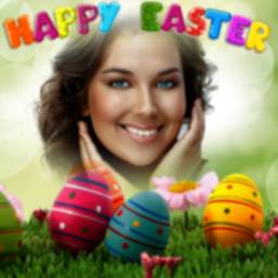 Image of Easter Photo Frames