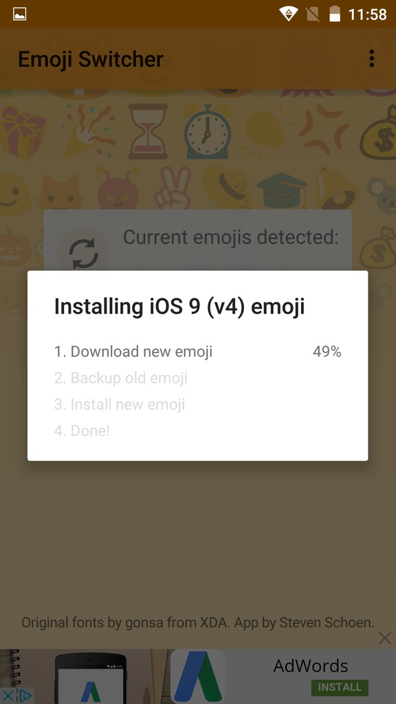 Emoji Switcher for Android - Download