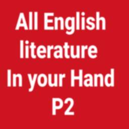 Image of All English Literature In your Hand Part 2