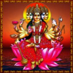 Image of Shata Gayatri Manta Telugu Lyrics