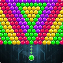 Image of Expert Bubble Shooter