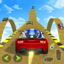 Image of Extreme Car Driving Stunt GT Racing City Simulator