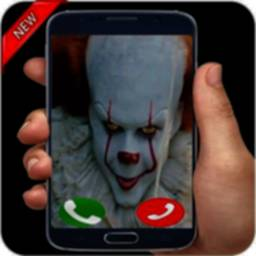 Image of Fake Video Call by Pennywise free