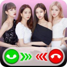 Image of Black pink call you