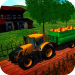 Image of Farming Tractor  Harvest Real Simulator