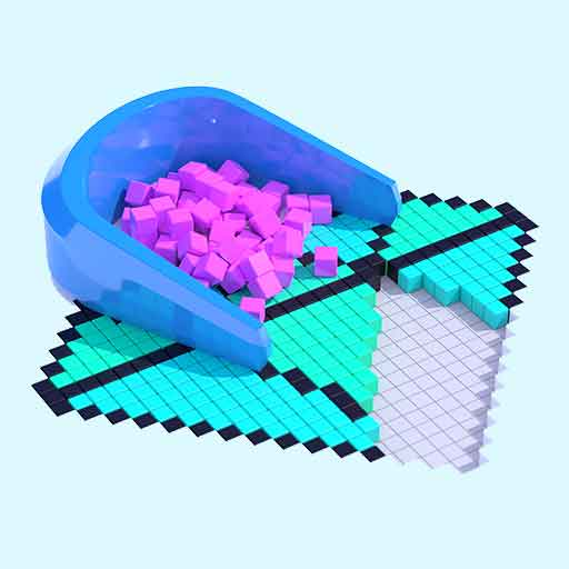 Image of Fill In 3D