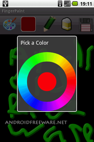 fingerpaint android app free apk by jptomato. Black Bedroom Furniture Sets. Home Design Ideas