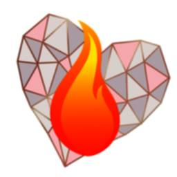 Image of Flame Dishonest Hearts