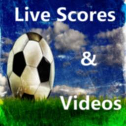 Image of Football Live Scores & Videos
