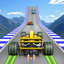 Image of Formula Car GT Racing Stunts