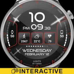 Image of Lights Watch Face