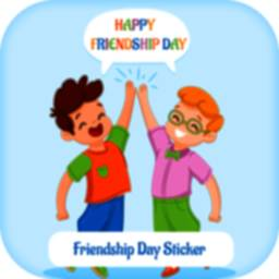 Image of Friendship Day Stickers 2020