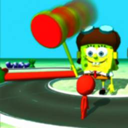 Image of Fun Run Sponge Race 3D
