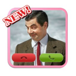 Image of Funny Man Call Me !!  Funny Video Call simulation