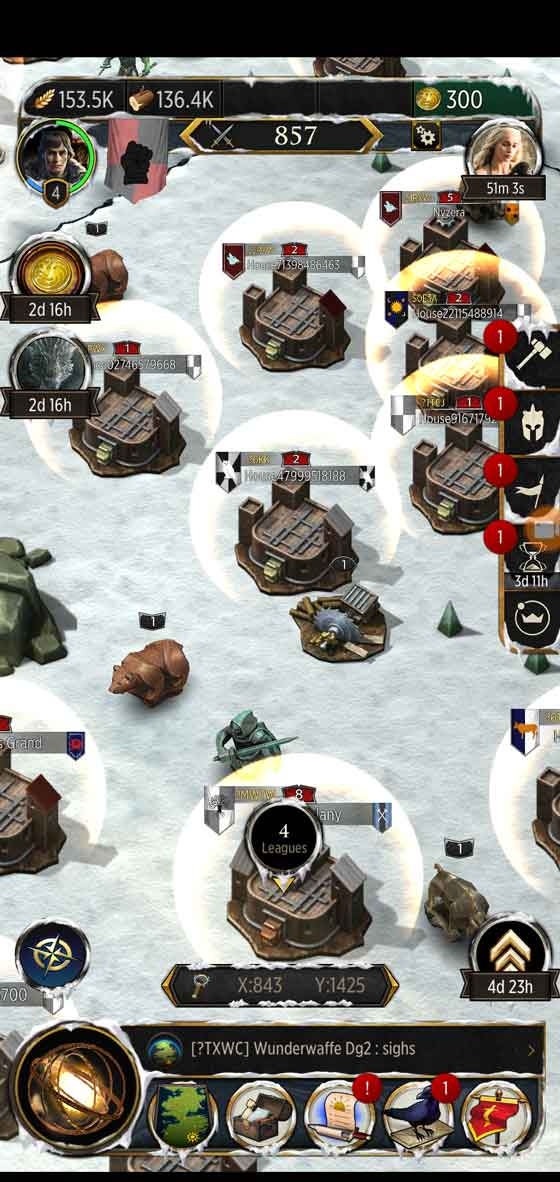 Game of Thrones: Conquest gameplay