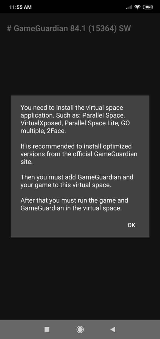 GameGuardian: How to hack games on Android without root