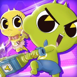 Image of GETCHA GHOST-The Haunted House