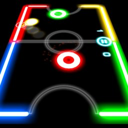 Image of Glow Hockey