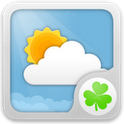 Download GO Weather Widget for Android Phone