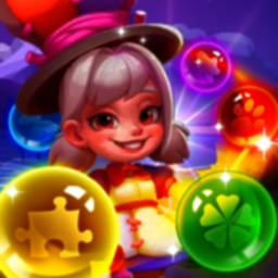 Image of Golden Bubble Shooter