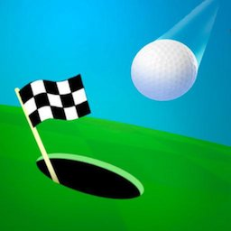 Image of Golf Race
