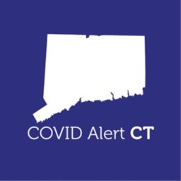 Image of COVID Alert CT