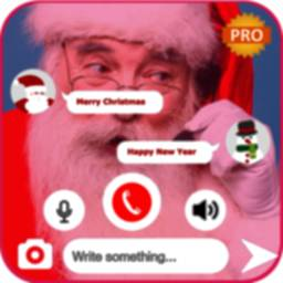 Image of talk with santa-Fake call and fake Chat PRANK