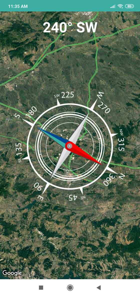 GPS Satellite Live Maps for Android - Download